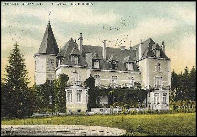site roumont color avant 1912