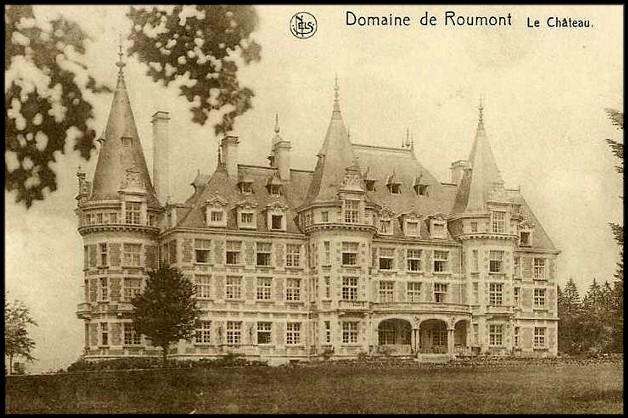 site roumont la facade principale