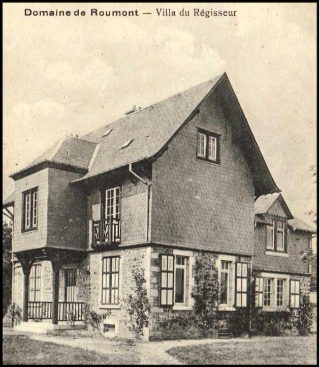 site  roumont  la maison du régisseur
