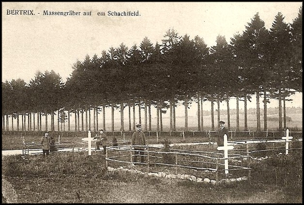 site bertrix tombes allemands