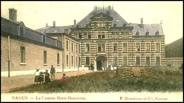 site  caserne marie henriette color du 13ème