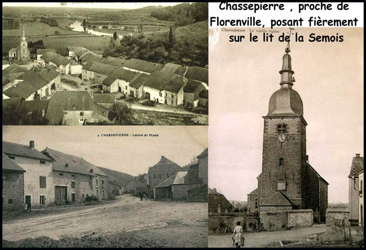 site so be new chassepierre , montage