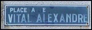 site so place vital alexandre