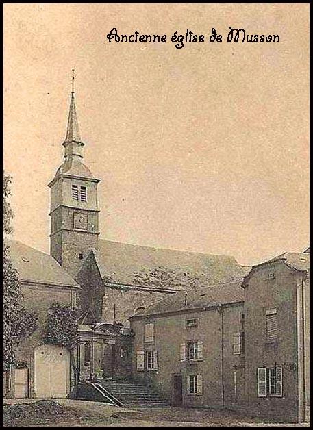 site so be musson ancienne église et vieux portail copie