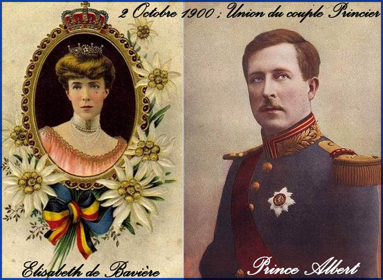 site so be 2 Oct 1900 mariage princier