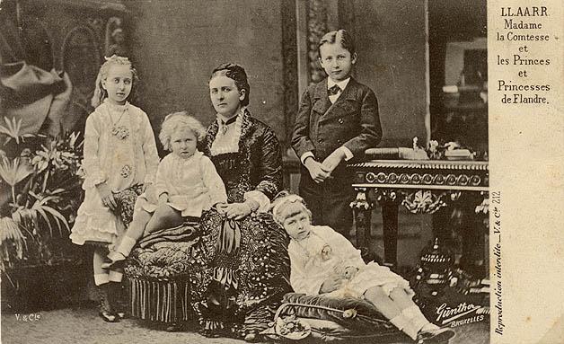 ws comtesse flandre et princes et princesses