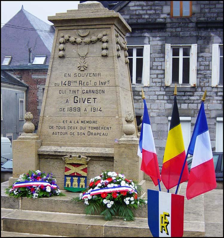 site so fr monument 148è givet