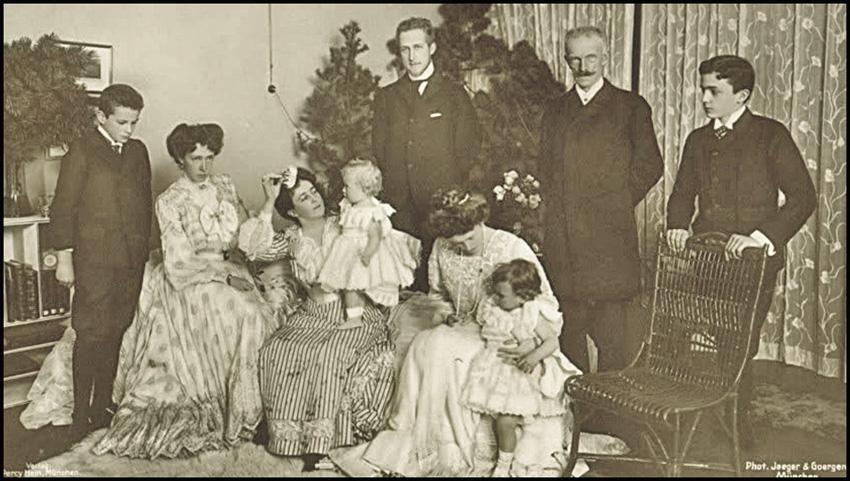 site so be Duc de bavière famille et princesses