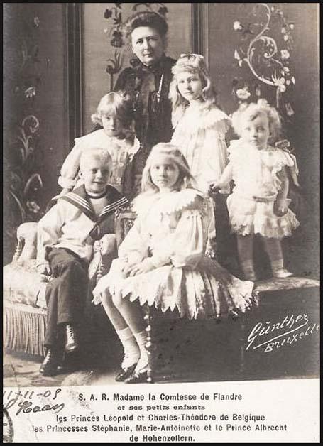 site so be comtesse et ses petits enfants