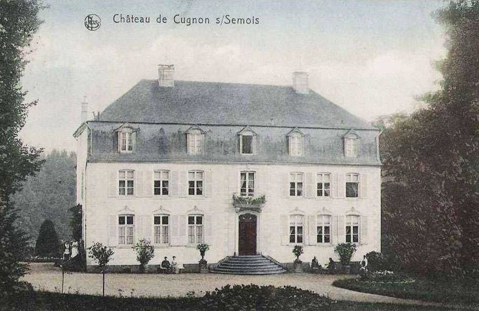 site to be cugnon chateau pierlot