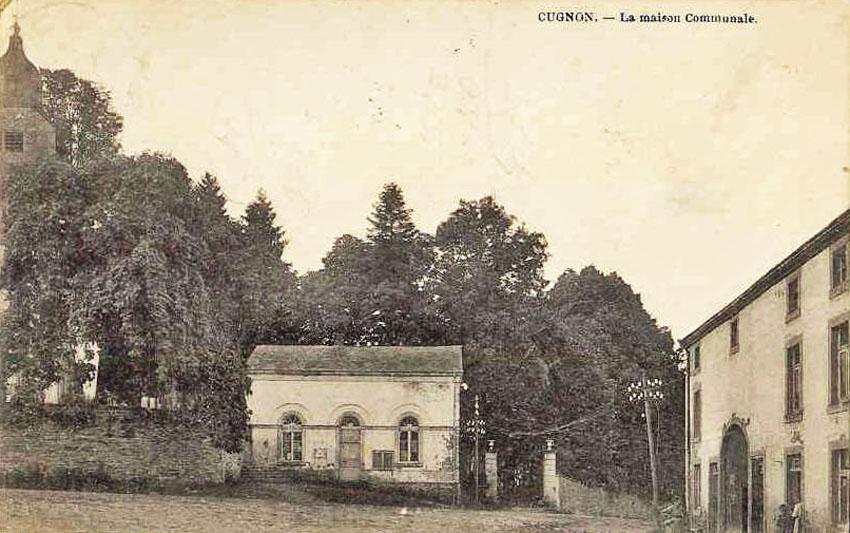 site to be cugnon maison communale