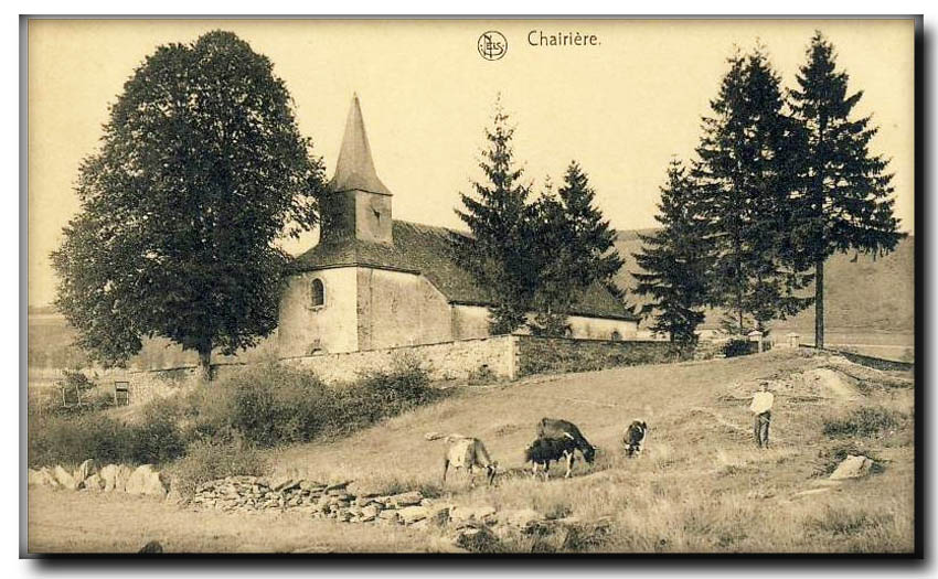 site so be chairière chapelle