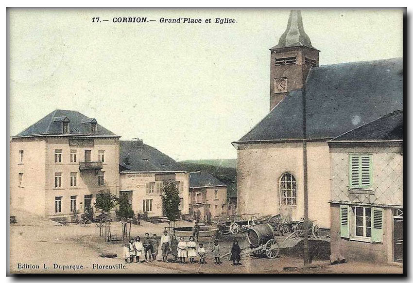 site so be corbion 1914 grand place color