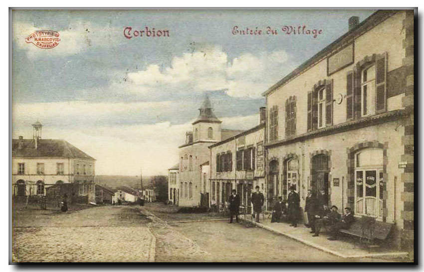 site so be corbion entrée color 1915