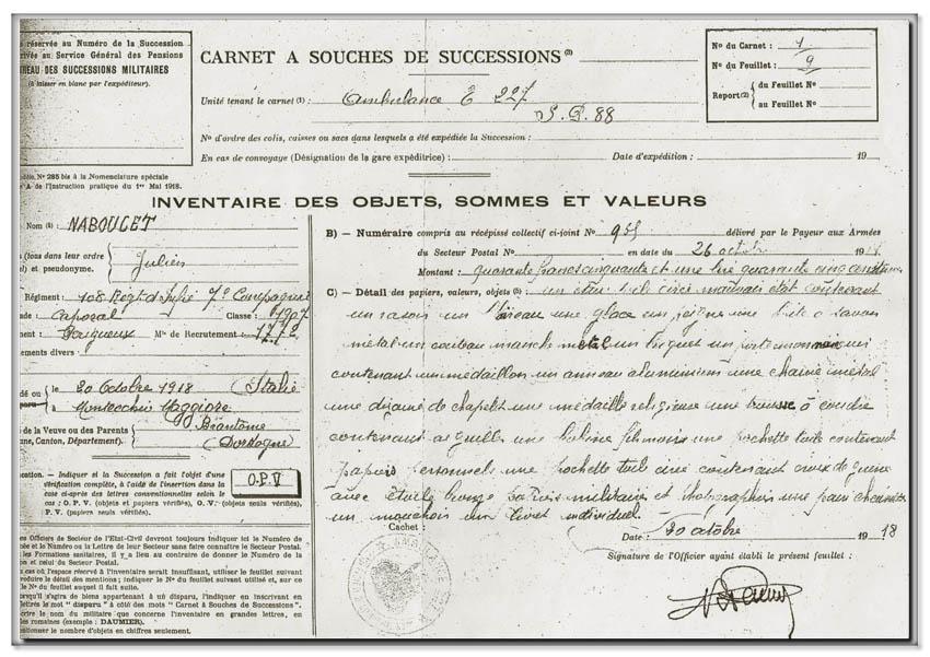 site so fr carnet succession naboulet julien 108è ri
