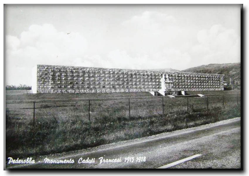 site so pederobba monument francais 14-18