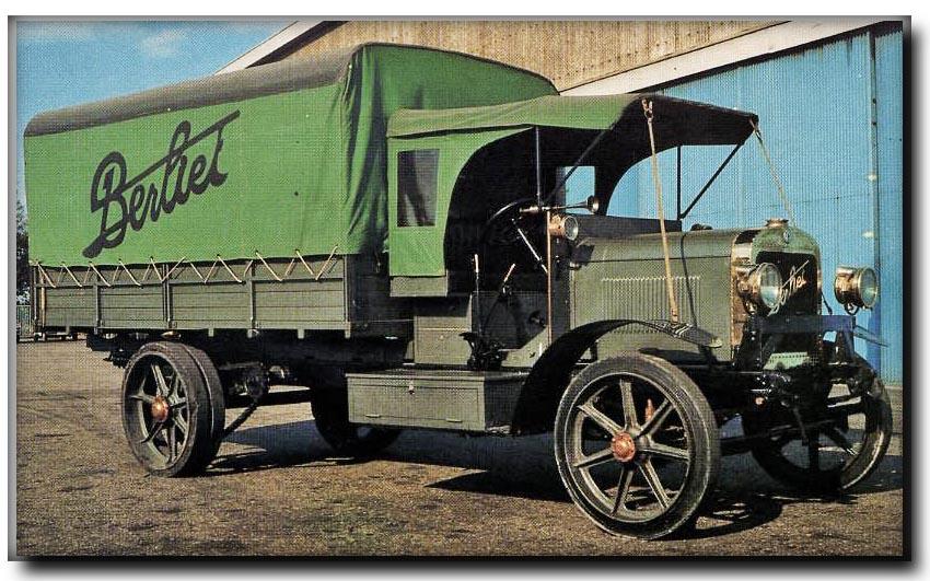 site so fr camion berliet color