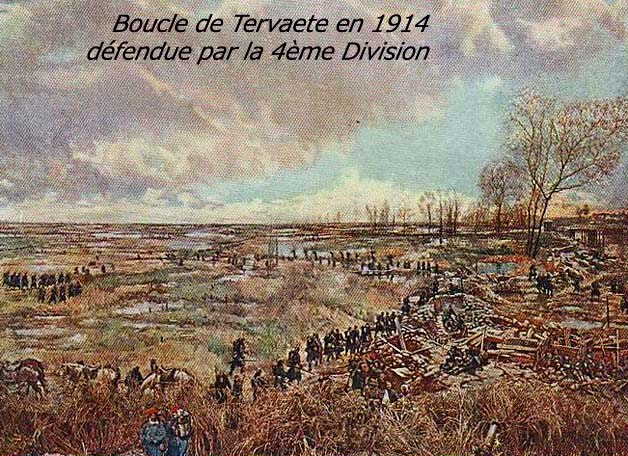 be tervaete boucle inondée ws