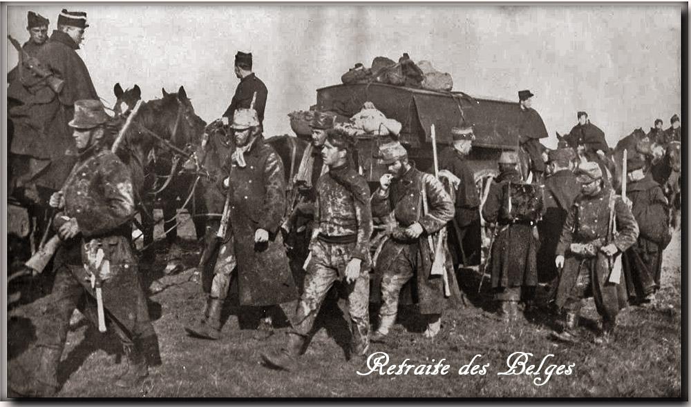site me be infanterie belge en retraite après la bataille copie
