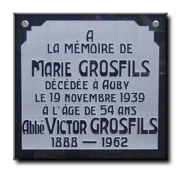 site so be auby victor grosfils 1888 1962