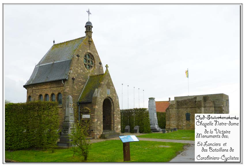 site so be oud-stuivekenskerke chapelle et monuments