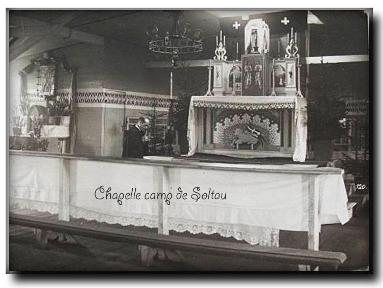 site so de soltau int église du camp