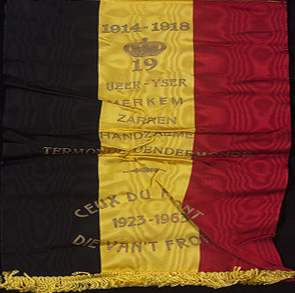 site to be drapeau ceux du front 1963