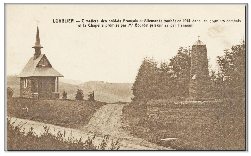 site me be lux longlier cimetière francais