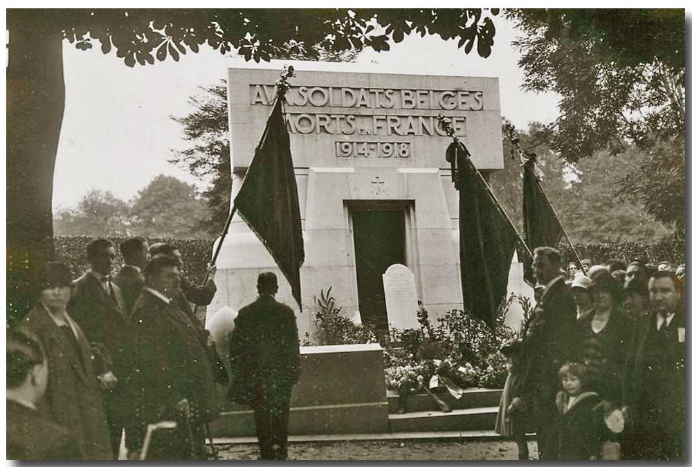 to fr paris pere lachaise monument belge