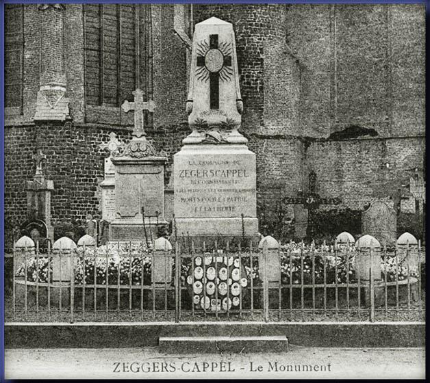 site me fr zeggers-cappel le monument aux morts copie