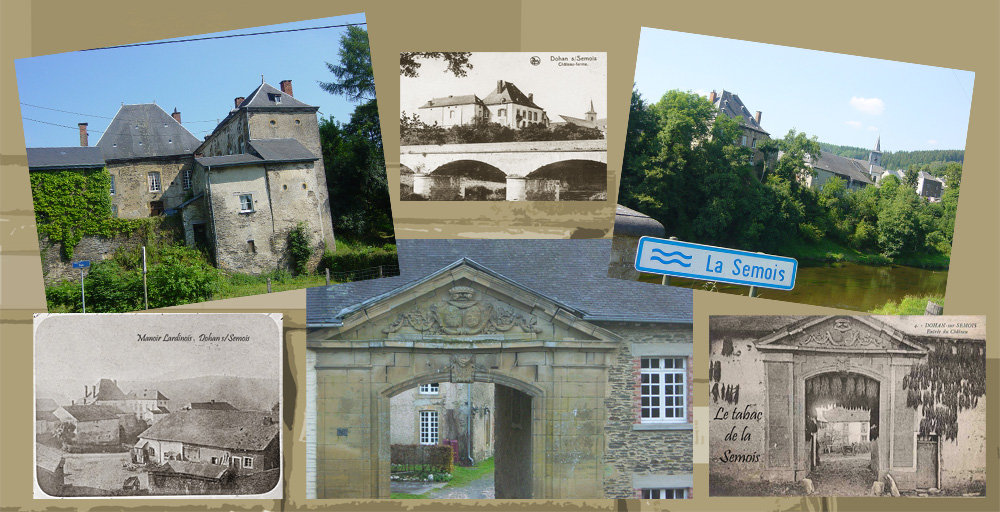 site to be lux dohan ferme chateau Hallet