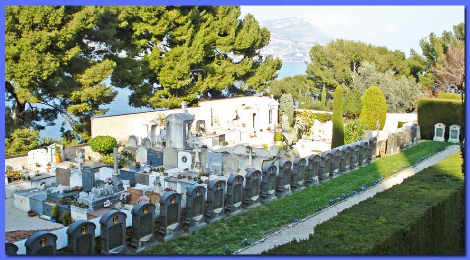 site me fr cap ferrat sépultures belges
