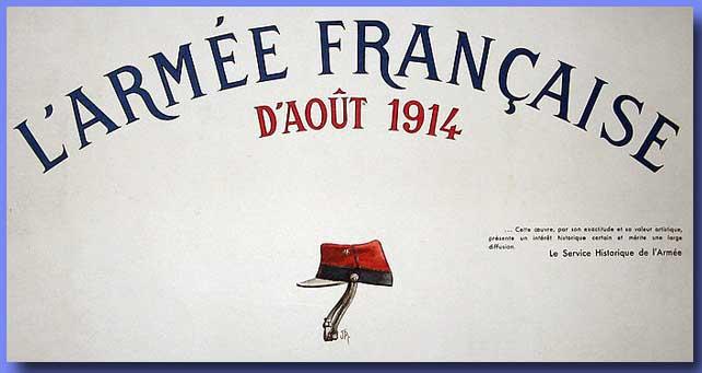 site me fr armée francaise aout 14