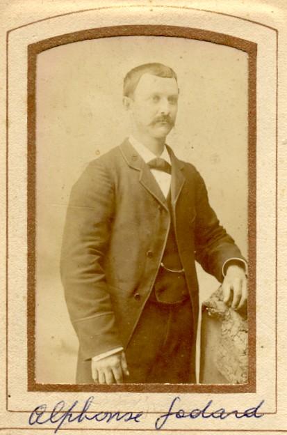 Godard Alphonse portrait