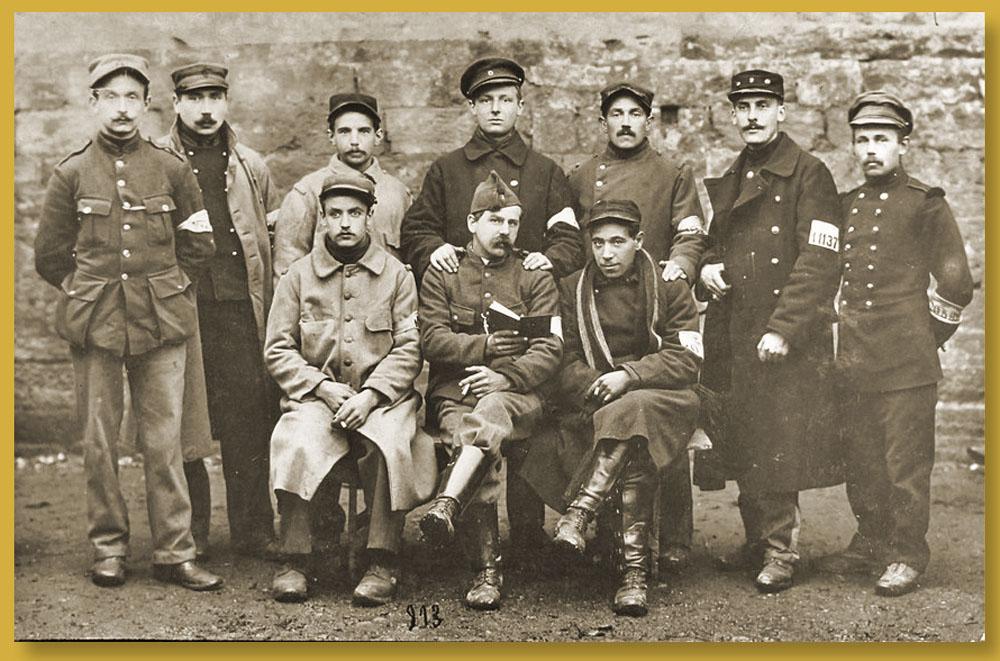 site me de camp soltau groupe prisonniers alliés