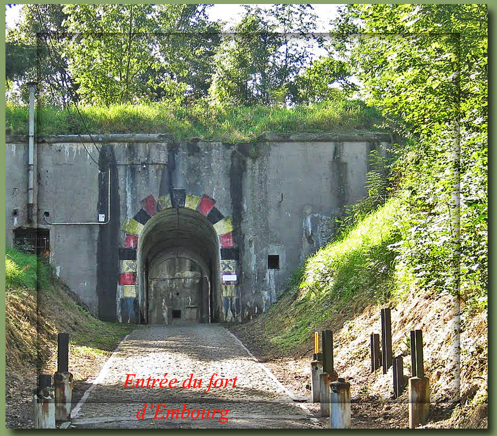 site to be embourg fort entrée copie