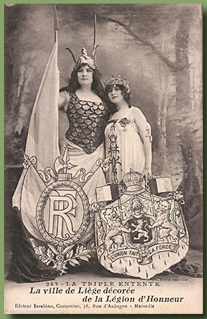 site to 1919 24 juil la france décore liège légion d'honneur copie