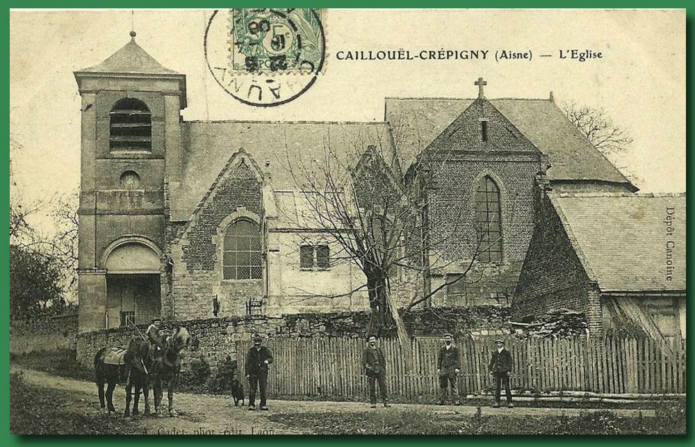site to fr caillouel crepigny église