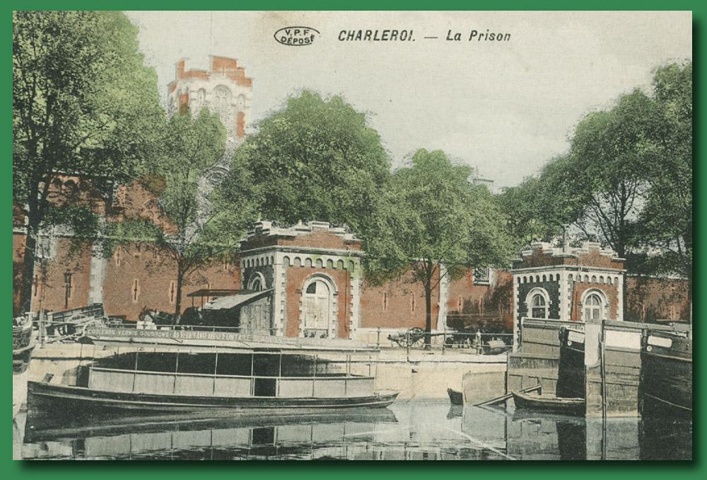 site to be hai prison charleroi