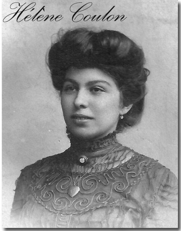 Hélène Coulon portrait