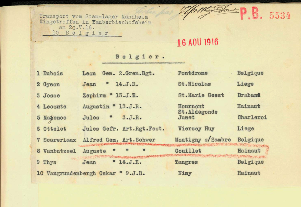 asu 16 aout 1916 tpt manheim