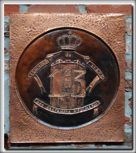 site to be blason 13ème