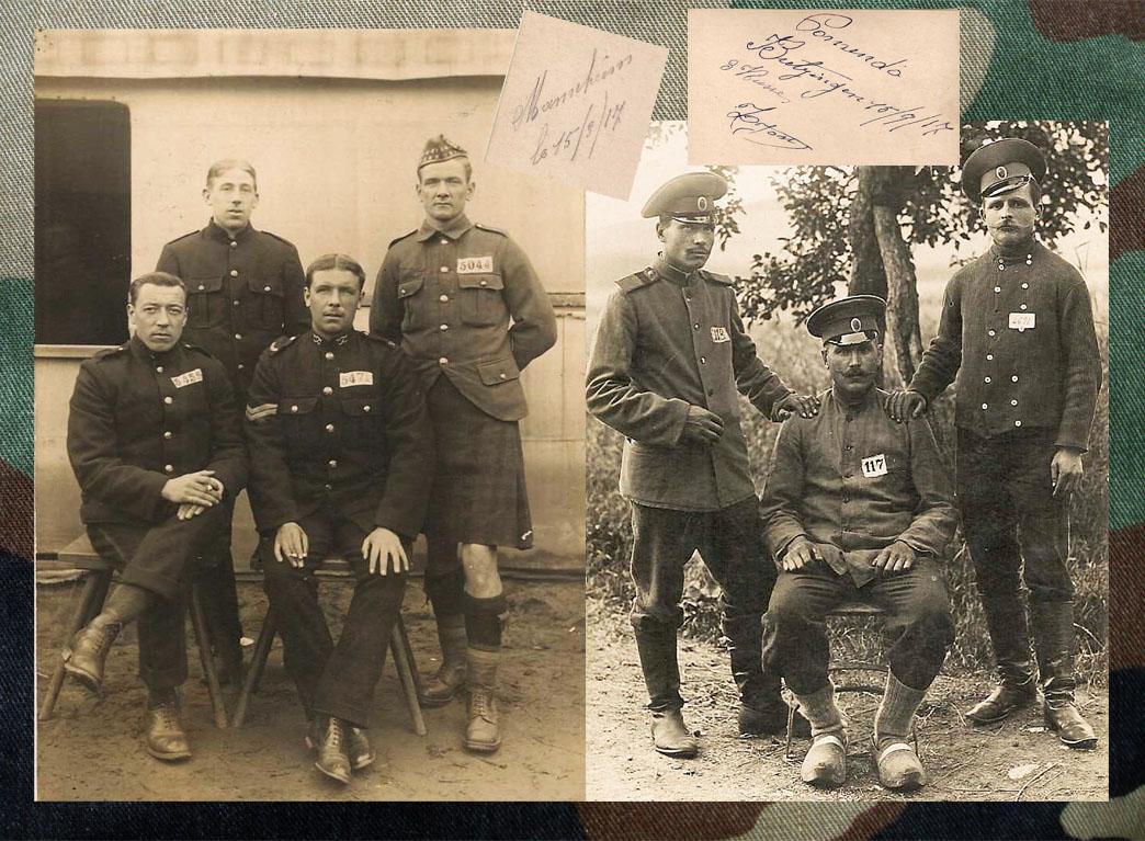site to de Bretzingen russes et anglais 1917