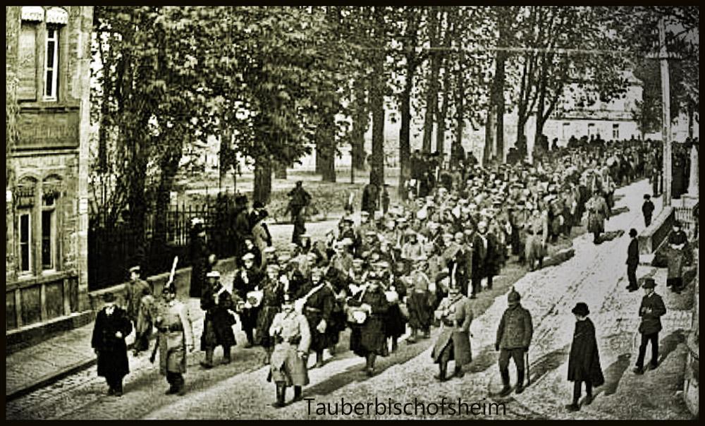 site to de badeTauberbischofsheim arrivée prisonniers