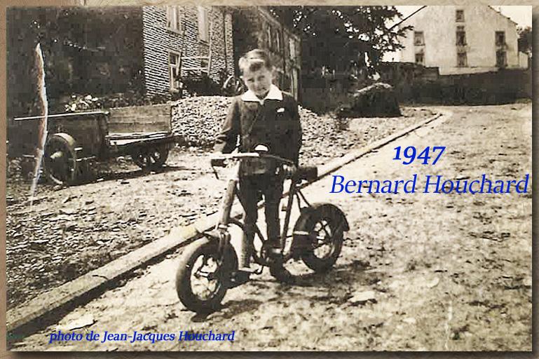 1947 bernard houchard en vélo jjhmibb