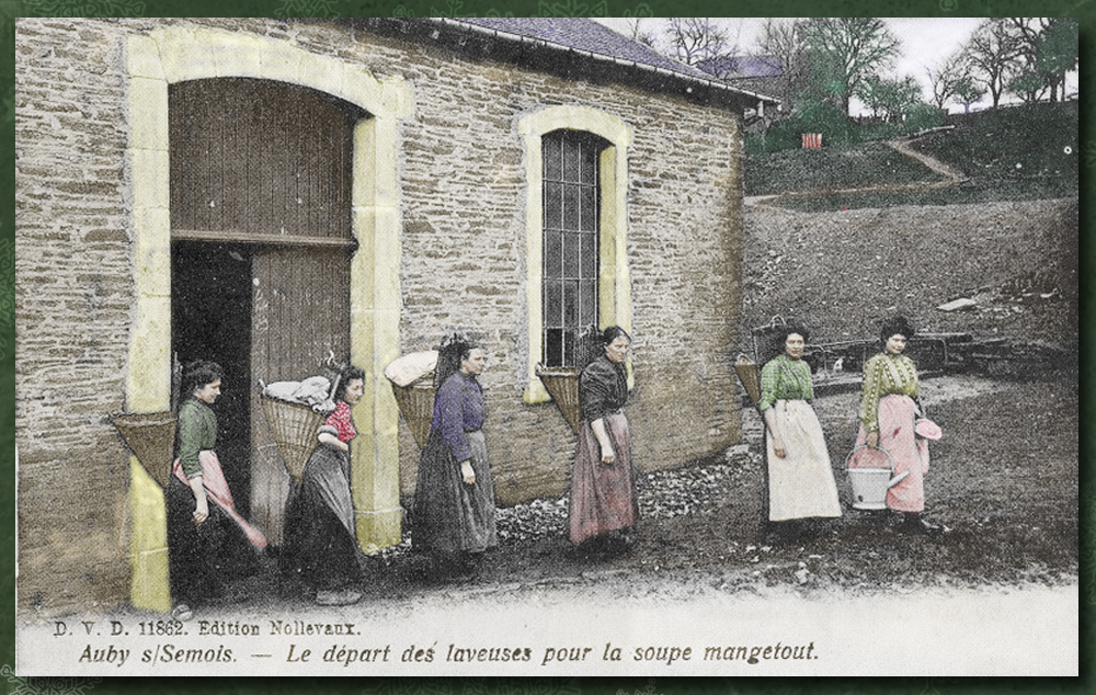 208 Fontaine Marie & Lucie BODY ,Irma & Marie PIERSON ,Marie DEMOULIN colormibb
