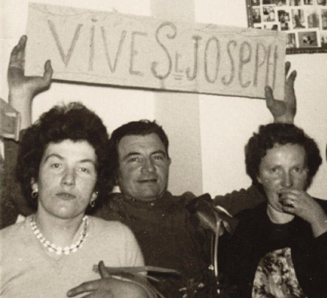Joseph Houchard et son epouse Louise Pérard