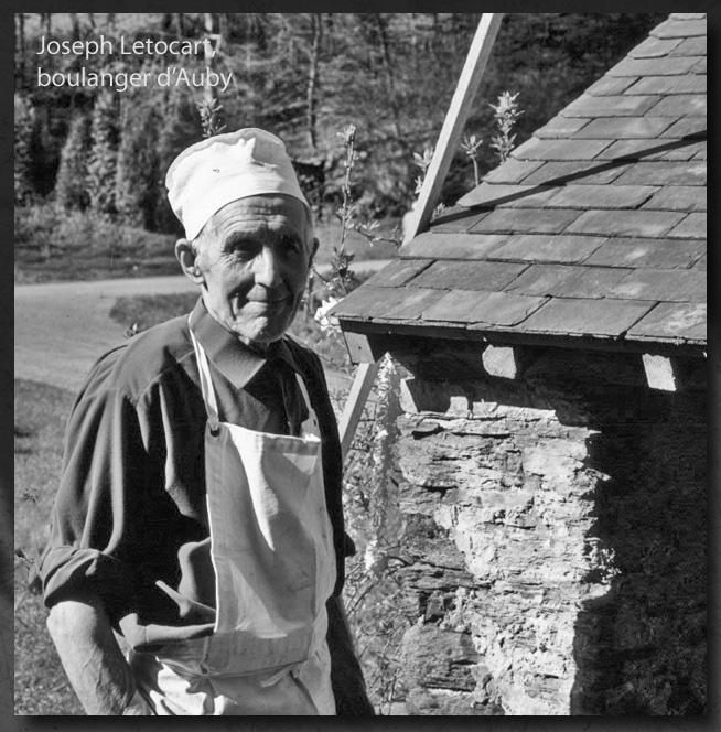 Joseph Letocart boulanger d'auby