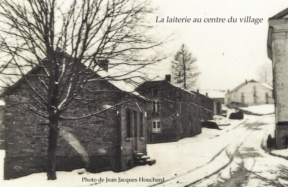 la laiterie centre du village