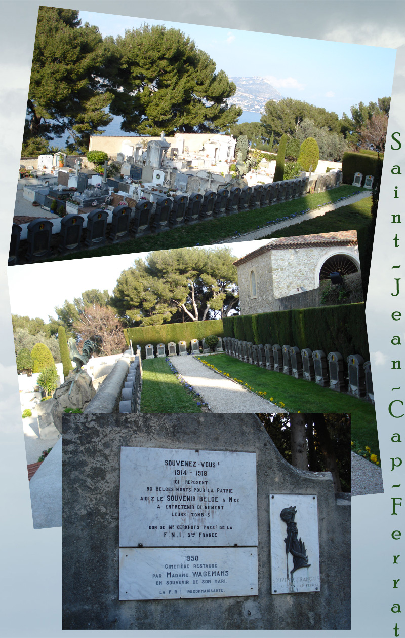 site to fr saint jean cap ferrat cimet belge mibb